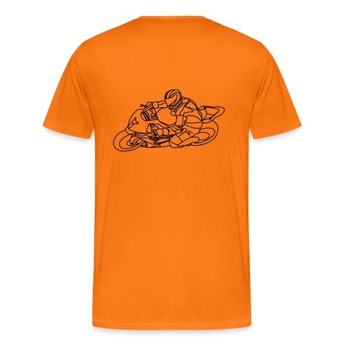 Rennfahrer IV - Männer Premium T-Shirt