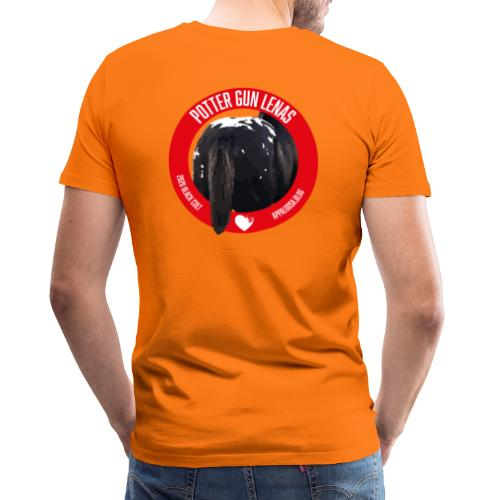 POTTER GUN LENAS - Maglietta Premium da uomo