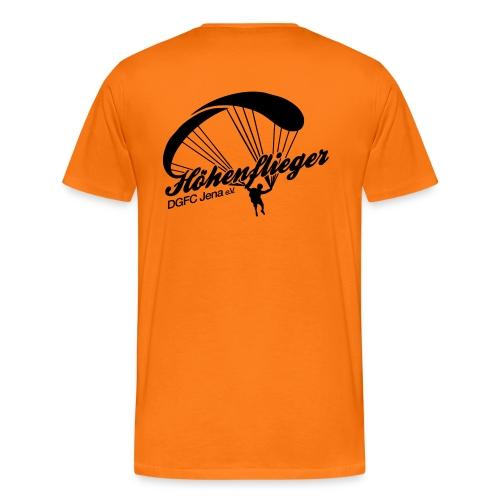 hoehenflieger - Männer Premium T-Shirt