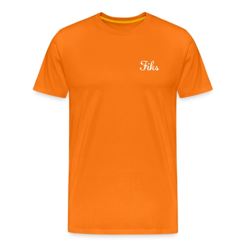 fiks - Premium T-skjorte for menn