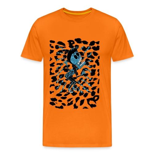 lpll gif - Men's Premium T-Shirt