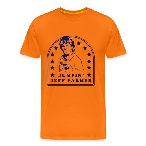 jeff 2 - Men's Premium T-Shirt