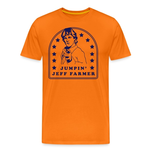 jeff 2 - Men's Premium T-Shirt