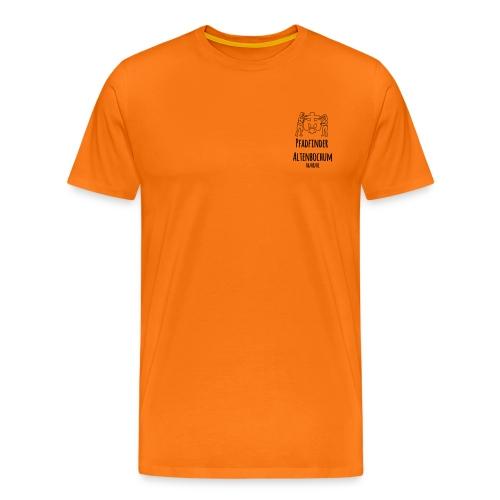 Brustlogo - Männer Premium T-Shirt