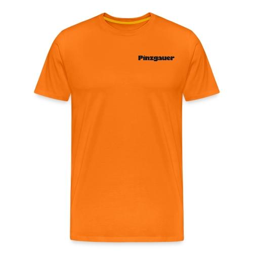 pinzgauer schwarz - Männer Premium T-Shirt