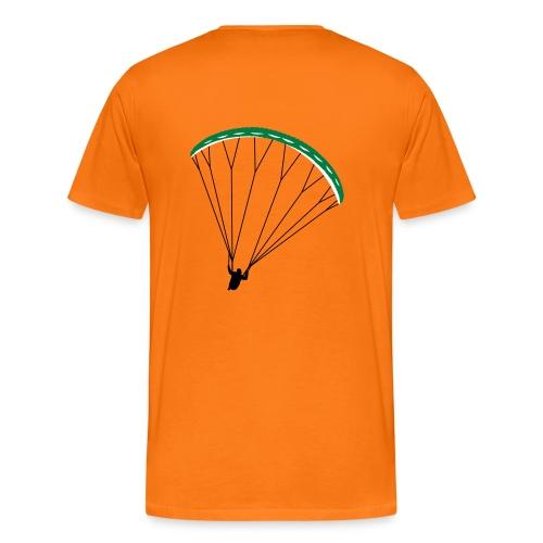 Paraglider Nikita - Men's Premium T-Shirt