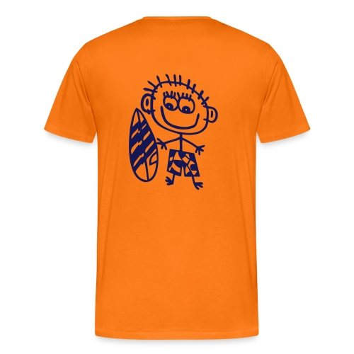 surferboy Strand Shop - Männer Premium T-Shirt