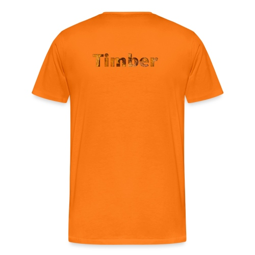 TIMBER colection - T-shirt Premium Homme
