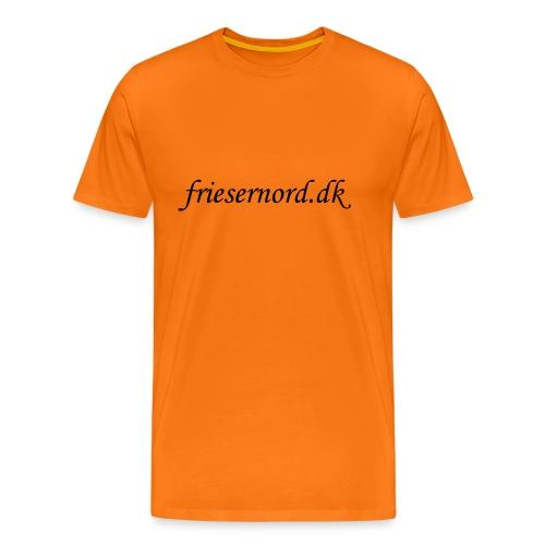friesernord dk - Herre premium T-shirt