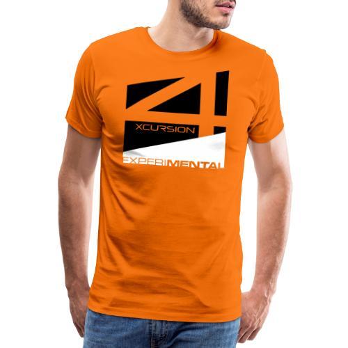 X4 emblem - Men's Premium T-Shirt