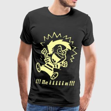 Kid6 - Männer Premium T-Shirt