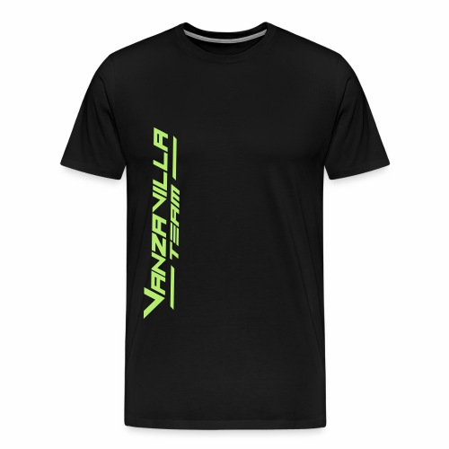 logo vanzavilla ok - Maglietta Premium da uomo
