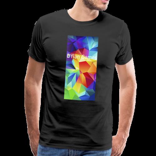 DYian Games 5 - Männer Premium T-Shirt
