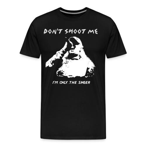 Only for Singers - Männer Premium T-Shirt