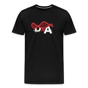 D&A LOGO - Men's Premium T-Shirt