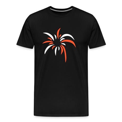 ExplosionsLogo - Männer Premium T-Shirt