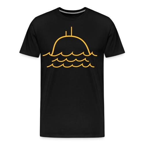 Galtispuoda - Premium-T-shirt herr