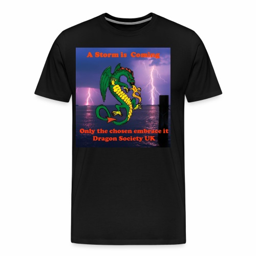 A Storm is coming - Men's Premium T-Shirt