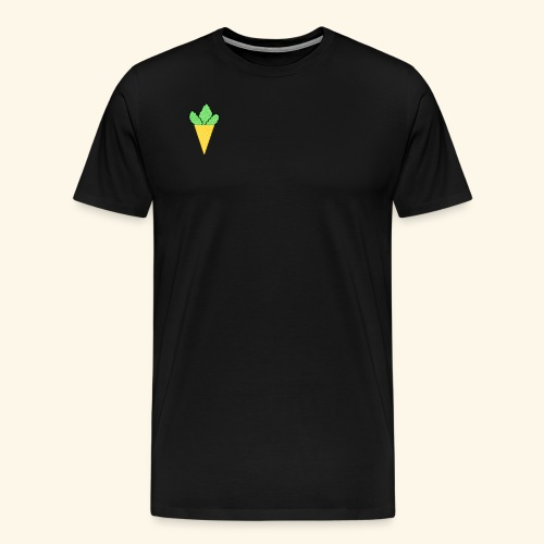 glace weed - T-shirt Premium Homme