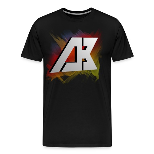 DB LOGO - Männer Premium T-Shirt