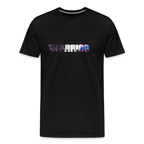 Warrior - Mannen Premium T-shirt