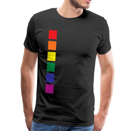 Pride elevator - Mannen Premium T-shirt