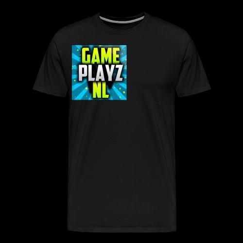 vette game - Mannen Premium T-shirt