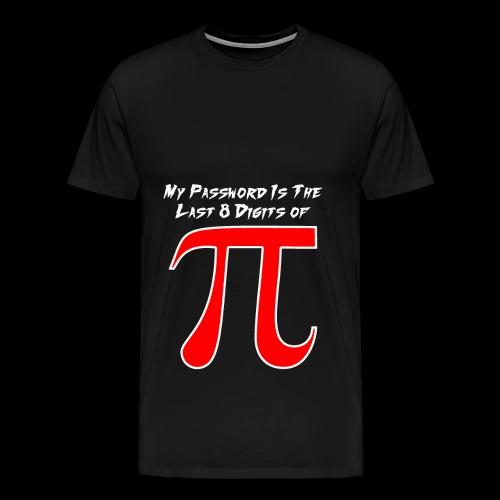 Mein Passwort - Männer Premium T-Shirt
