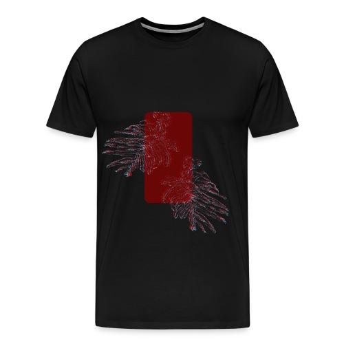 Illusion tropicale - T-shirt Premium Homme