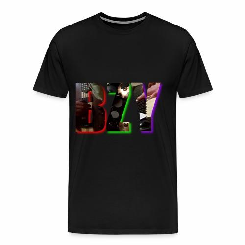 BZY - OFFICIAL DESIGN - Men's Premium T-Shirt