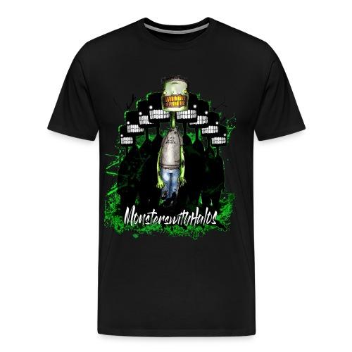 The Dead Have Risen - Men's Premium T-Shirt