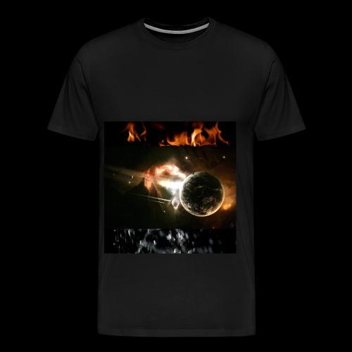 éléments principaux - T-shirt Premium Homme
