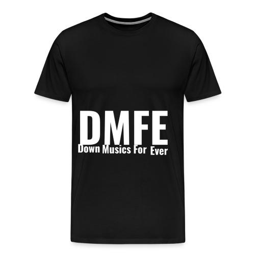 DMFE LOGO - Männer Premium T-Shirt