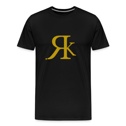 ReKreation. Gold - Männer Premium T-Shirt