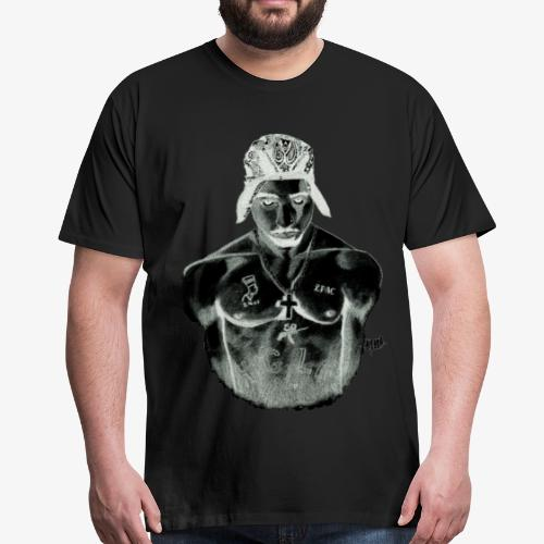 gangsta negativ - T-shirt Premium Homme