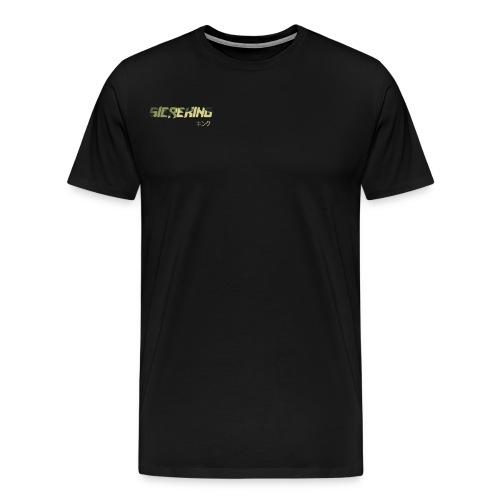 CamoJapanStile - Männer Premium T-Shirt