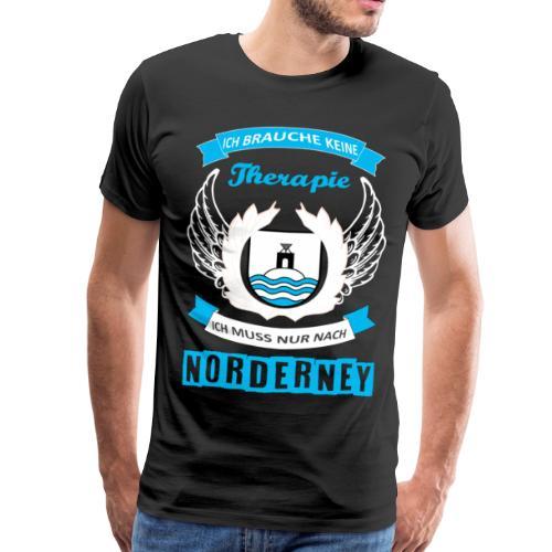 Norderney Therapie - Männer Premium T-Shirt