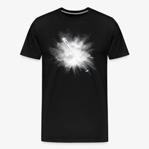 Kampfsport Baseballschläger Betzi - Männer Premium T-Shirt