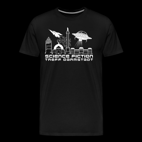 Science Fiction Treff Darmstadt - Männer Premium T-Shirt