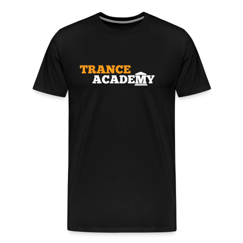 Trance Academy Logo - Men's Premium T-Shirt