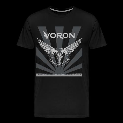 Voron - Propaganda - T-shirt Premium Homme