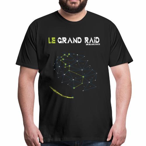 Constellation du grand raid - T-shirt Premium Homme