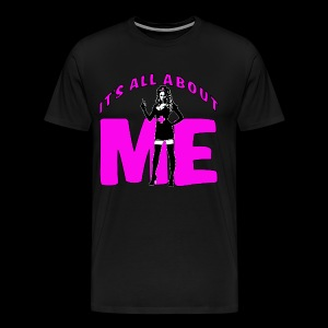 All About me Nurse Pink - Men's Premium T-Shirt