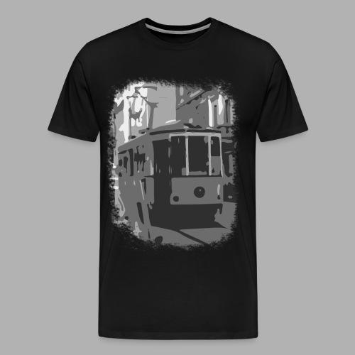 2018 07 24 TRAM MILANO - Maglietta Premium da uomo