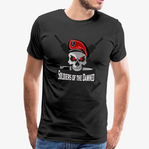 Soldiers of the Damned Clan Logo - Männer Premium T-Shirt