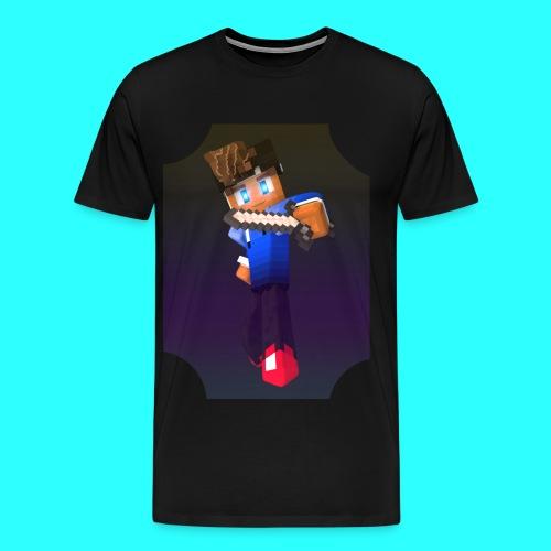 Mit Skin - Männer Premium T-Shirt