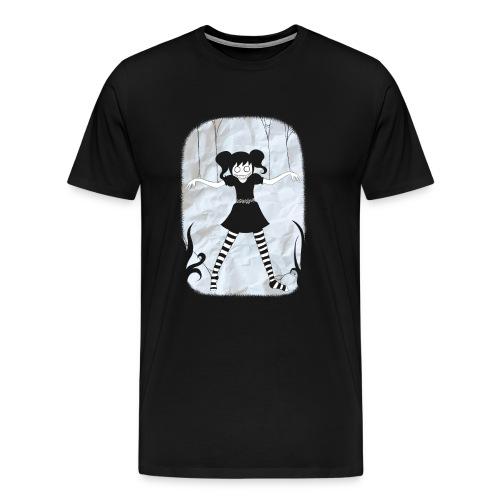 Happy Marionette - Männer Premium T-Shirt