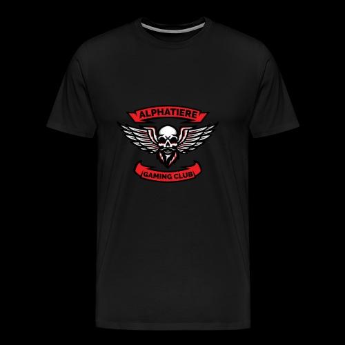 Alphatiere Gaming Club Classic - Männer Premium T-Shirt