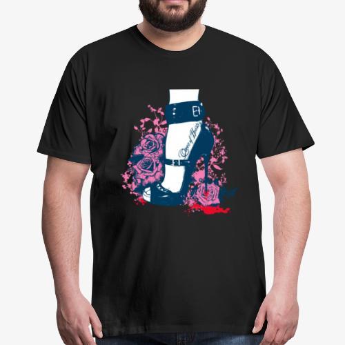 Queen of Hearts - Männer Premium T-Shirt