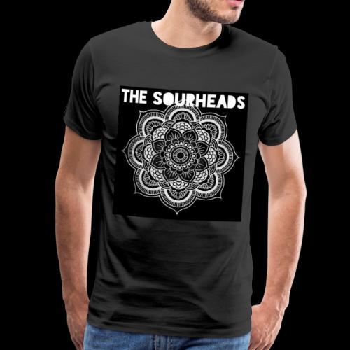 The Sourheads Mandala - Men's Premium T-Shirt